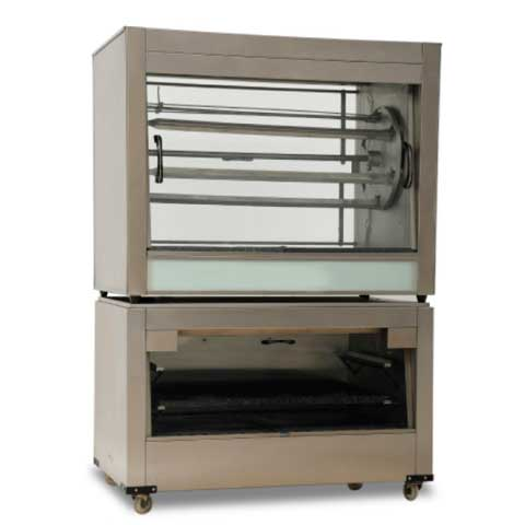 Hornos spiedo for Horno electrico dimensiones